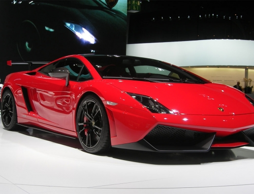 Lamborghini Gallardo LP 570-4 Super veloce